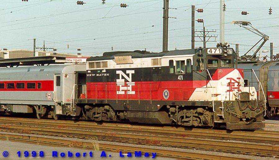 CDOT #471, New Haven, CT 1990