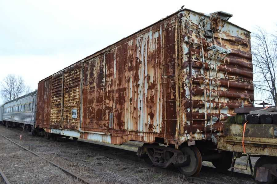 50' New York Central Boxcar